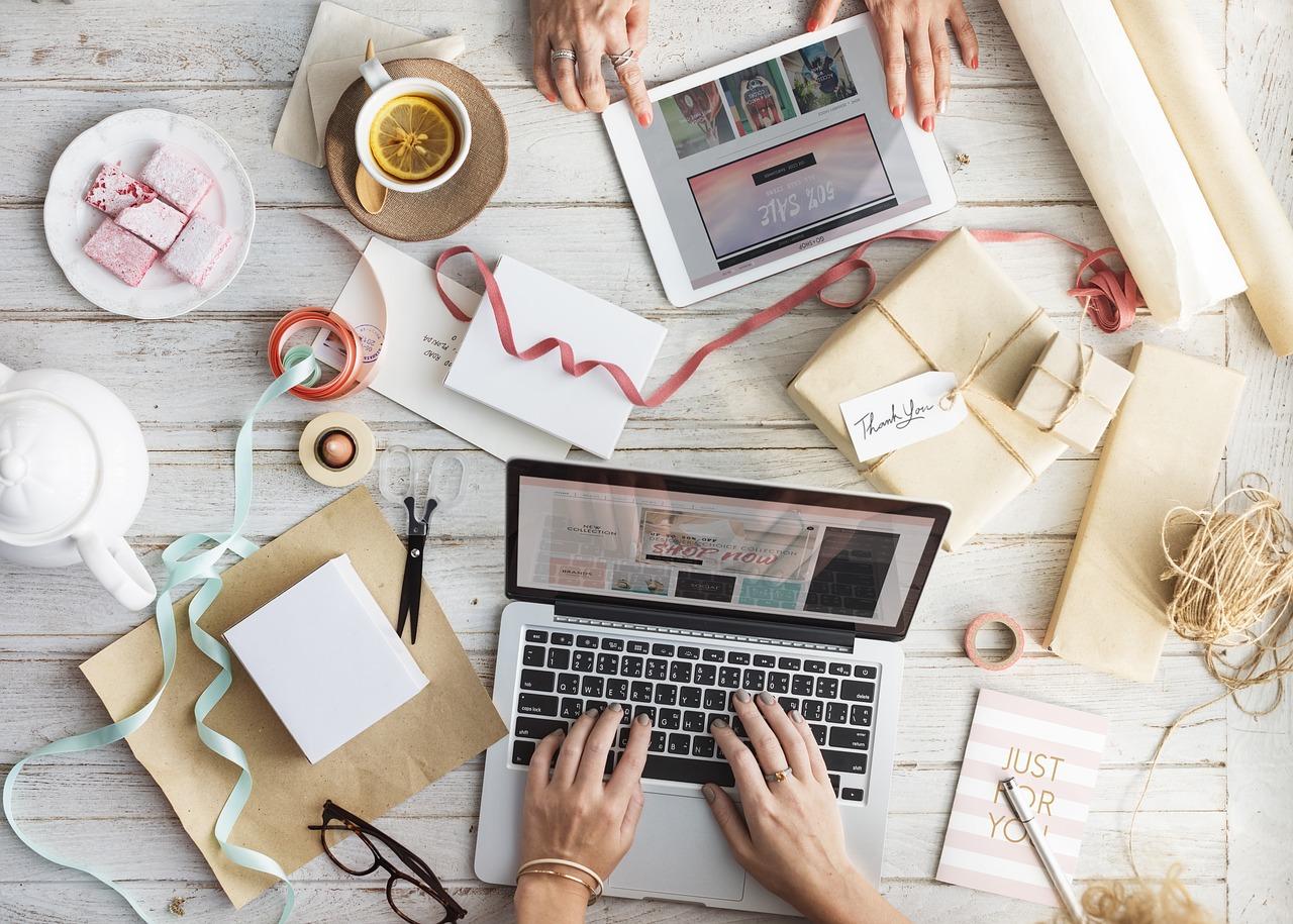 Création de site e-commerce à Eyguières